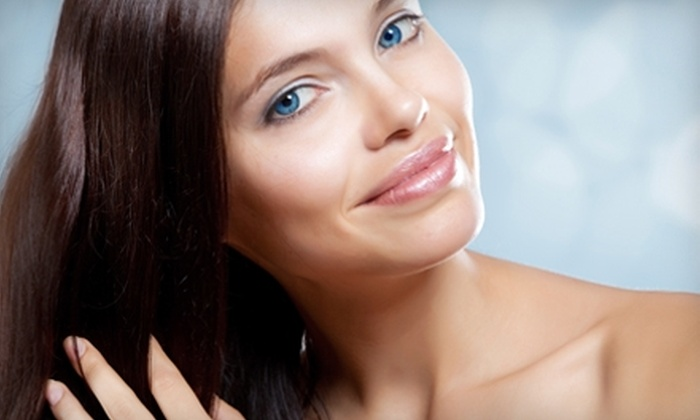 Front Street Studios - Old Town Temecula: $25 for a Women's Haircut (Up to $70 Value) or $22 for a Mani-Pedi ($45 Value) at Front Street Studios in Temecula