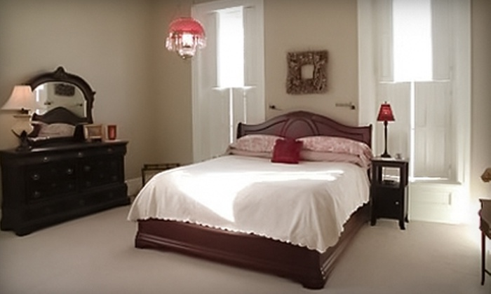 Admiral Bicknell Inn - New Albany: One-Night Stay and Breakfast at Admiral Bicknell Inn in New Albany. Choose Between Two Options.