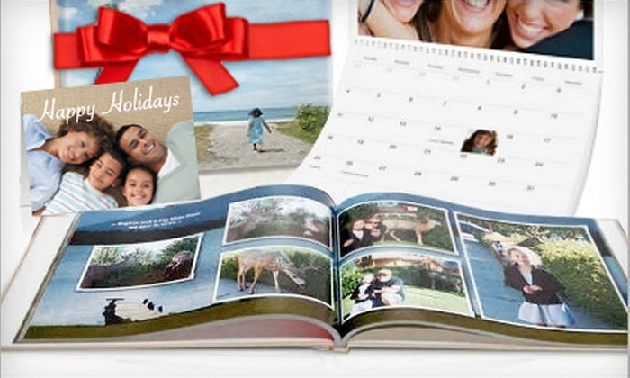 Picaboo: Custom Photo Calendars, Books, and Cards from Picaboo (Up to 67% Off). Three Options Available.