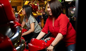 Treasure Island Fun Center: Arcade Package for Two or Four with Unlimited Games and Rides at Treasure Island Fun Center (Up to 44% Off)