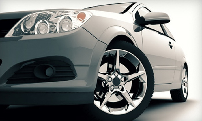 Details Count Professional Detailing - Northeast Arcadia Lakes: $55 for a Full Auto Detail at Details Count Professional Detailing (Up to $135 Value)