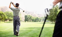 18 Holes of Golf for Two or Four at Consett and District Golf Club