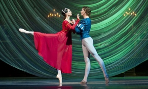 """""""Romeo And Juliet"""": The State Ballet Theatre's Romeo and Juliet on December 6 at 3 p.m."""