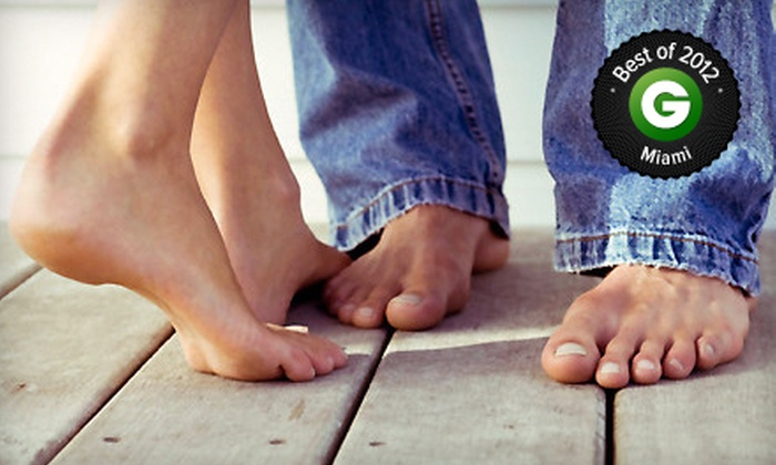 North Lakeland Foot Clinic - Multiple Locations: $179 for Laser Toenail-Fungus Removal for Both Feet at North Lakeland Foot Clinic ($1,200 Value)