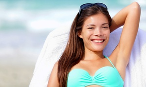 Tanxing Aesthetic Clinic: Six Laser Hair-Removal Treatments on a Small, Medium, or Large Area at Tanxing Aesthetic Clinic (Up to 80% Off)