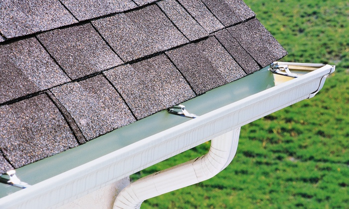 Mr. Gutter - Huntsville: Gutter Cleaning for a One- or Two-Story Home from Mr. Gutter (Up to 76% Off)