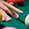 Half Off Pizza, Beer, and Billiards at Stroker's Billiards
