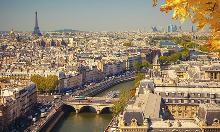 ✈ 7-Day Paris Vacation with Airfare from go-today. Price per Person Based on Double Occupancy (Buy 1 Groupon/Person).