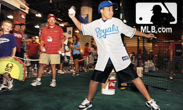 MLB All-Star Fan Fest - The Downtown Loop: $15 for One MLB All-Star FanFest Admission at Kansas City Convention Center on July 9 or 10 ($30 Value)