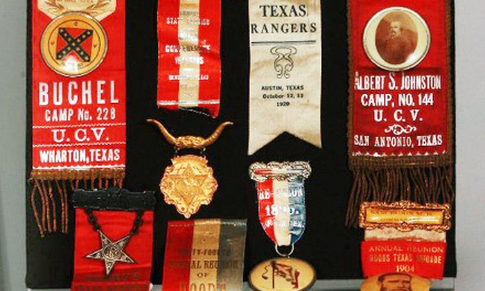Texas Civil War Museum - White Settlement: Texas Civil War Museum Visit for Two or Four (Up to 58% Off)