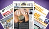 """The Baltimore Sun - Baltimore: $10 for a 52-Week Weekend Subscription to """"The Baltimore Sun"""" ($103.48 Value)"""