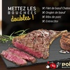 Pour 1€, une grillade de viande offerte pour 1 grillade viande achetée