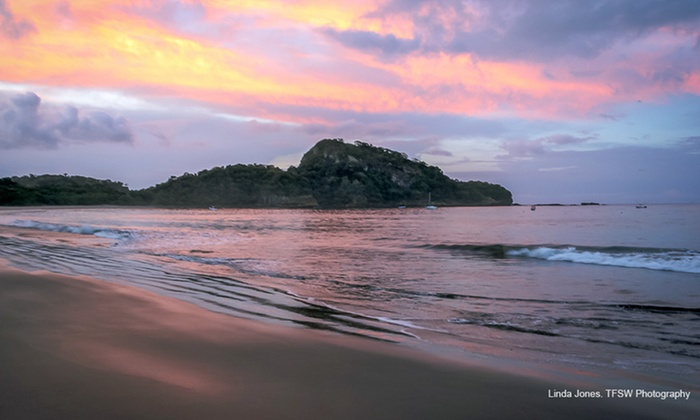 Oceanfront Hacienda On Nicaragua S Pacific Coast