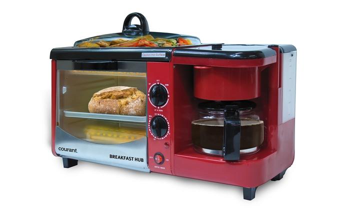 Courant 3-in-1 Multifunction Breakfast Hub