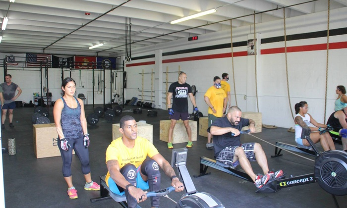 CruzFit VA LLC - Williamsburg: Four Weeks of Unlimited CrossFit Classes at Cruzfit Va Llc (56% Off)