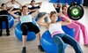 Pendleton Pilates - Multiple Locations: 5 or 10 Mat or Ball Pilates Classes at Pendleton Pilates (Up to 55% Off)
