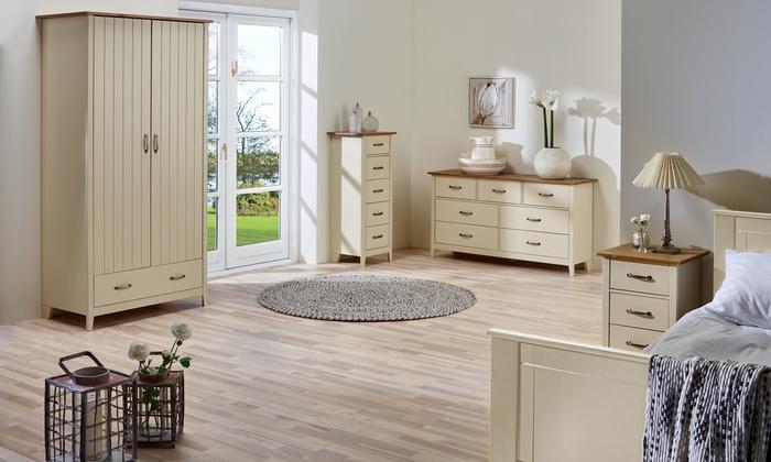 Norfolk Furniture Cream Collection