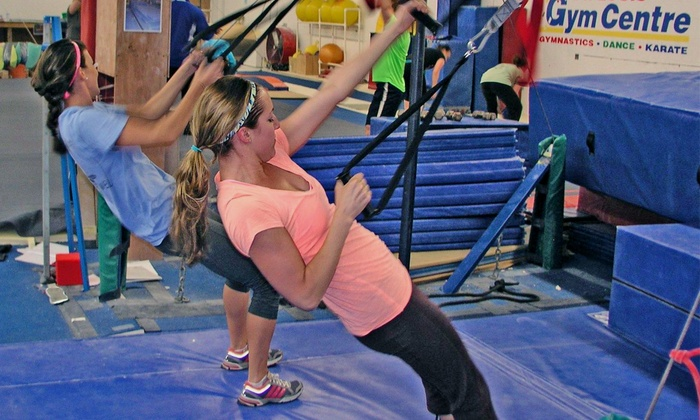 Torched Fitness - Webster Groves: 10 Drop-In Boot-Camp Sessions or One Month of Unlimited Boot-Camp Sessions at STL Torched Fitness (Up to 75% Off)