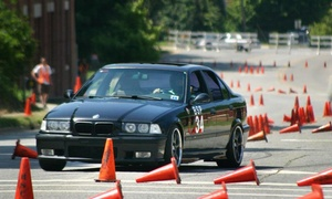 Xtreme Xperience: Three- or Nine-Lap Autocross-Track Driving Experience from Xtreme Xperience (26% Off)