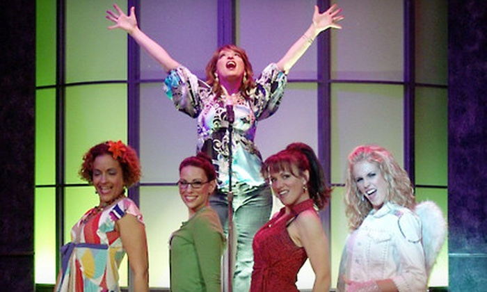 "Girls Night: The Musical - Theater District - Times Square: One General-Admission or VIP Ticket to ""Girls Night: The Musical"" at Midtown Theater in the HA! Comedy Club (Half Off)"