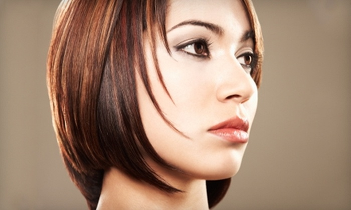 Salon DeLaJe - Kennesaw: $25 for $65 Worth of Hair Services at Salon DeLaJe in Kennesaw