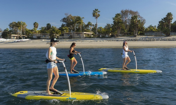 Up To 55 Off Hobie Pedal Board At Miami Beach Paddleboard