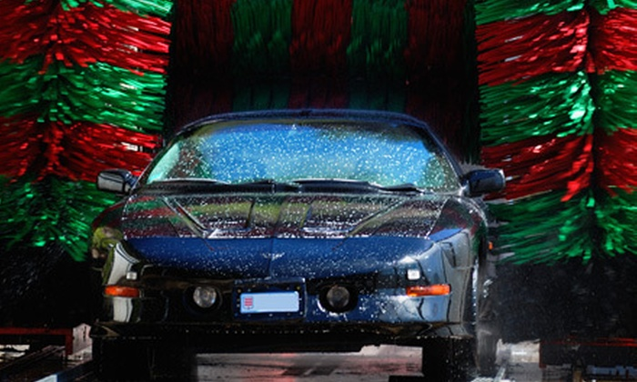 Lake Cook Auto Wash & Detail - Palatine: One or Three Washes for a Car or SUV or Ultimate Detail at Lake Cook Auto Wash & Detail in Palatine (Up to 65% Off)