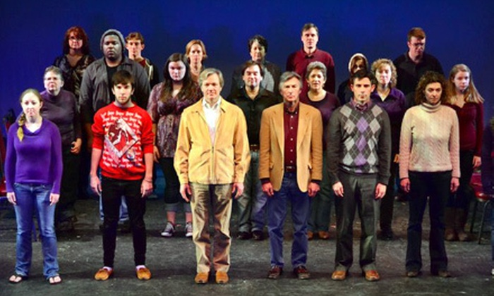 """""""The Laramie Project"""" - Downtown: $11 for a Theater Outing to Bridgeport Theatre Company's """"The Laramie Project"""" (Up to $23 Value). Four Shows Available."""