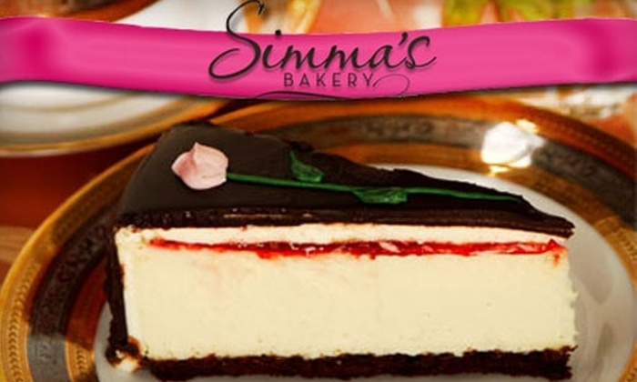Simma's Bakery - Wauwatosa: $15 for $35 Worth of Cakes, Pastries, and More at Simma's Bakery