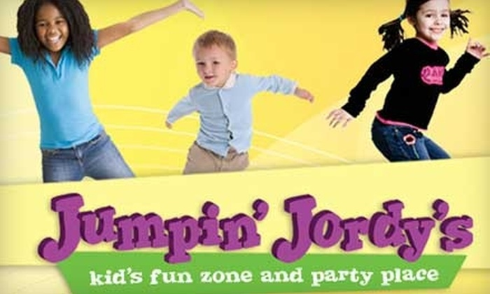 Jumpin' Jordy's - West Central Westminster: $47 for a Three-Month V.I.P. Family Membership to Jumpin' Jordy's in Westminster ($119 Value)