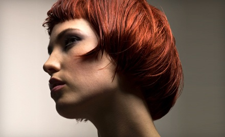 $100 Groupon to The Parlor Salon and Spa - The Parlor Salon and Spa in Germantown