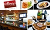 Maria's Italian Kitchen-CORPORATE ALL LOCATIONS - Downtown Los Angeles: $20 for $40 Worth of Food and Drink at Maria's Italian Kitchen