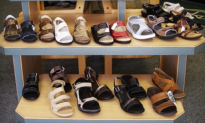 Berkshire Boot & Shoe Shoppe - Reiffton: $45 for $100 Toward Hiking Boots, Sandals, and Sneakers at Berkshire Boot & Shoe Shoppe in Reading