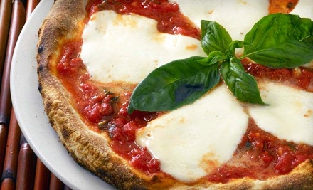 $25 Groupon to Steve's Wood Fired Pizza - Steve's Wood Fired Pizza in Boca Raton