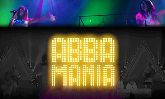 """Arts Center at Iowa Western Community College - Council Bluffs: $30 for Two Tickets to see """"ABBA Mania"""" at the Arts Center at Iowa Western Community College on November 23 (Up to $70 Value)"""