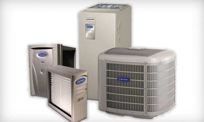 Ellis Air Conditioning & Heating - Grand Prairie: $49 for a Service Maintenance Policy from Ellis Air Conditioning & Heating ($119 Value)