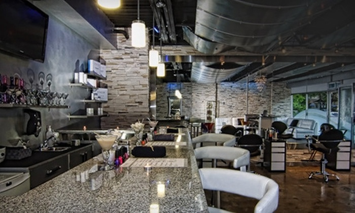 NewU Body Bar - Byward Market - Parliament Hill: $49 for an Ice-Cream-Sundae Mani-Pedi at NewU Body Bar ($100 Value)