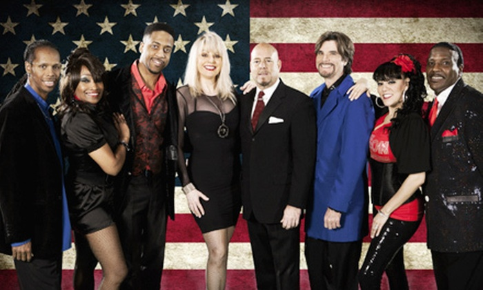 """""""Americas Soul Music: The Show"""" - The Strip: One General-Admission or VIP Ticket to """"Americas Soul Music: The Show"""" at Harmon Theater (Up to 51% Off)"""