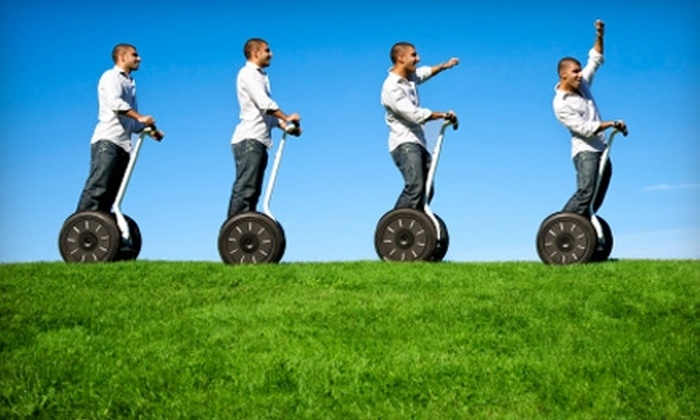 Segway of Naples - Old Naples: $35 for a Two-Hour Tour from Segway of Naples ($74 value)