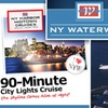 42% Off NY Waterway Boat Tour
