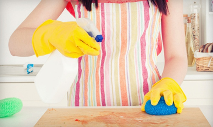 Oasis Maids - Murrieta: $59 for a Two-Hour Deep-Housecleaning Session from Oasis Maids ($130 Value)