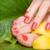 Up to 54% Off Facials or Mani-Pedi in Roscoe