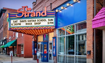 The Strand Theater: Broadway Concert Friday Series: Reserved Seating - The Strand Theater in Zelienople