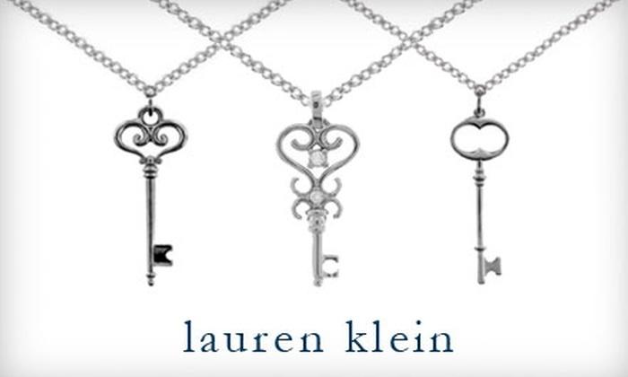 Lauren Klein Jewelry: $25 for $50 Worth of Designer Jewelry from Lauren Klein Jewelry