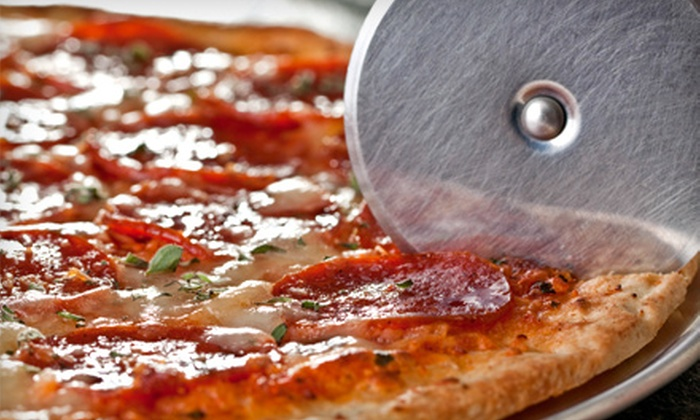 Buongiorno Pizza & Pasta - Palm Beach Gardens: $15 for $30 Worth of Pizza and Italian Fare at Buongiorno Pizza & Pasta in Palm Beach Gardens