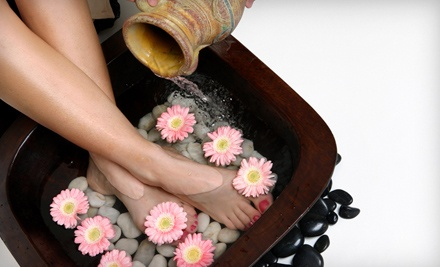 One Ionic-Footbath Detox Session (a $45 value) - Soul 2 Sole in Allen Park