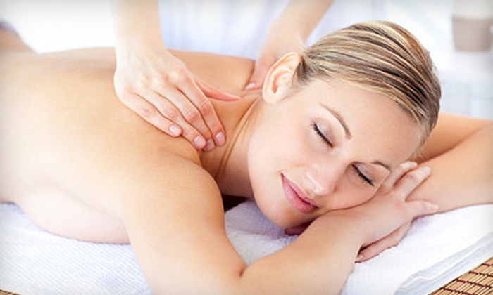 Sky Stylist Studios Salon & Spa - North Raleigh: $30 for a 60-Minute Swedish or Deep-Tissue Massage at Sky Stylist Studios Salon & Spa (Up to $85 Value)