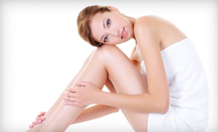 3 Laser Hair-Removal Treatments on a Small Area (up to a $600 value) - Dr Nanda, M.D. at Smile Envy in Grove City
