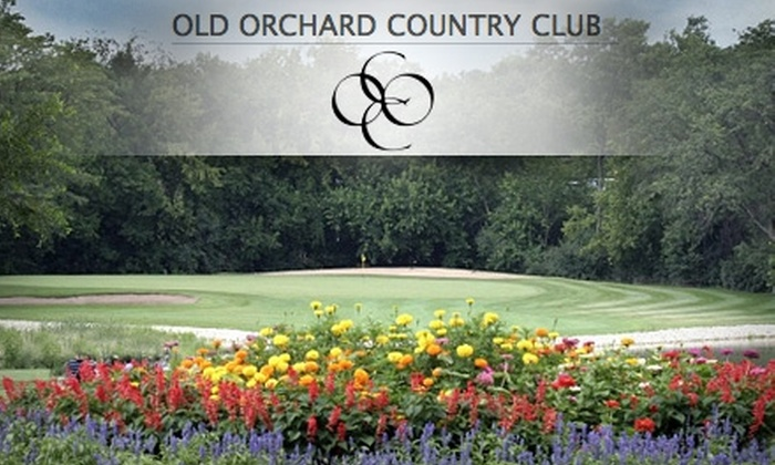 Old Orchard Country Club - Mount Prospect: $39 for 18 Holes of Golf with a Cart at Old Orchard Country Club (Up to $77.50 Value)
