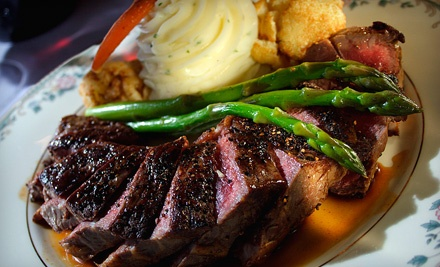 $70 Groupon to Turner's Restaurant - Turner's Restaurant in Indianapolis